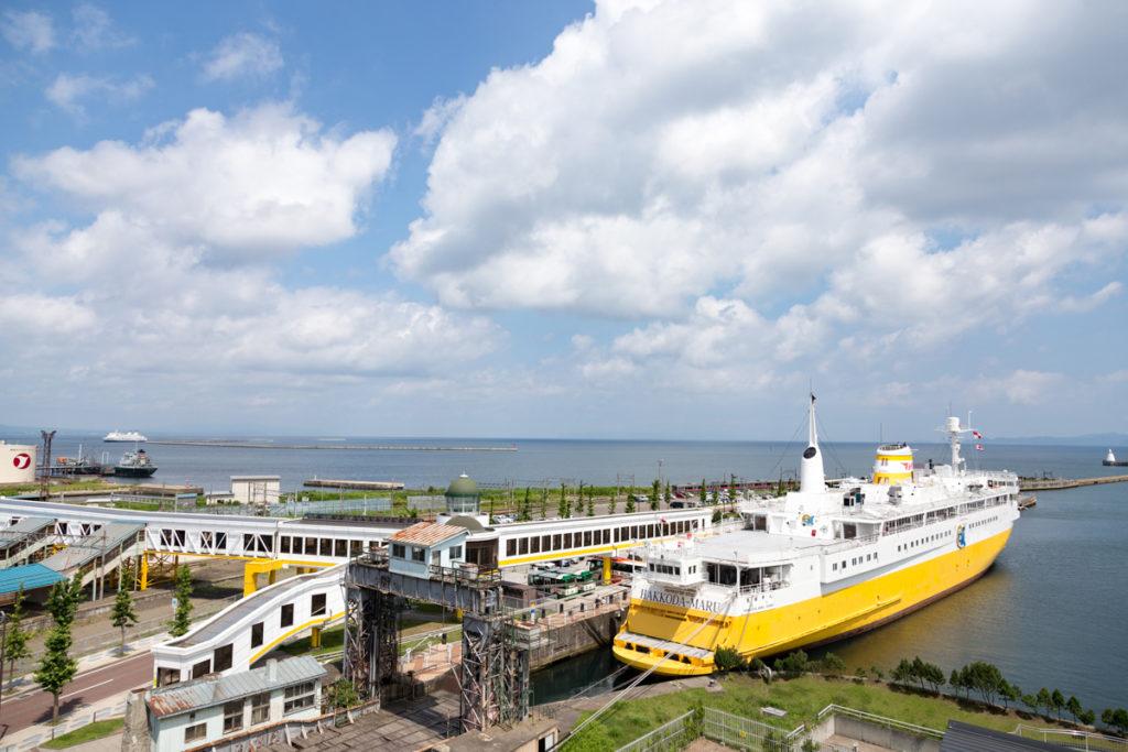 青森ベイブリッジ展望台 | 海と日本PROJECT in 青森県