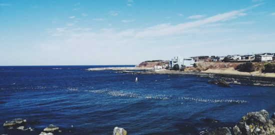 Uターンを決めたのは、海のそばに帰りたかったから。